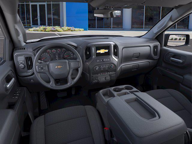 2021 Chevrolet Silverado 1500 Double Cab 4x2, Pickup #CM24023 - photo 12