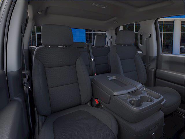 2021 Chevrolet Silverado 1500 Double Cab 4x2, Pickup #CM24023 - photo 13