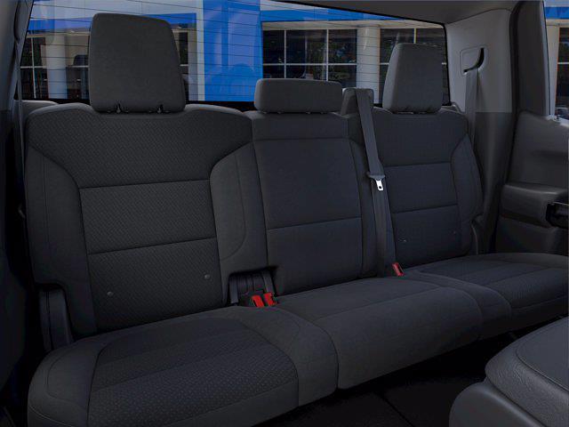 2021 Chevrolet Silverado 1500 Double Cab 4x2, Pickup #CM24023 - photo 14