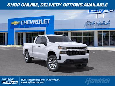 2021 Chevrolet Silverado 1500 Double Cab 4x2, Pickup #CM24023 - photo 1