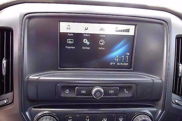 2021 Chevrolet Silverado 4500 Crew Cab DRW 4x4, Cab Chassis #CM26499 - photo 15