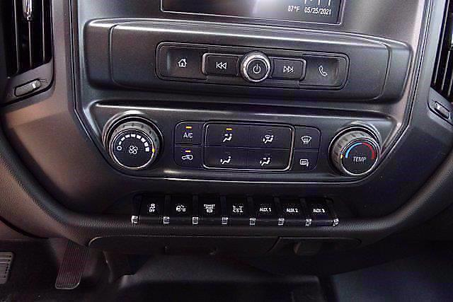 2021 Chevrolet Silverado 4500 Crew Cab DRW 4x4, Cab Chassis #CM26499 - photo 16