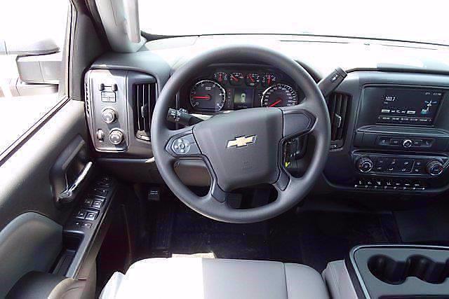 2021 Chevrolet Silverado 4500 Crew Cab DRW 4x4, Cab Chassis #CM26500 - photo 6