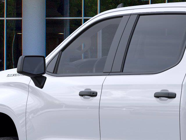 2021 Chevrolet Silverado 1500 Crew Cab 4x2, Pickup #CM27445 - photo 10
