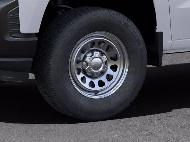 2021 Chevrolet Silverado 1500 Crew Cab 4x2, Pickup #CM27445 - photo 7