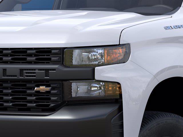 2021 Chevrolet Silverado 1500 Crew Cab 4x2, Pickup #CM27445 - photo 8