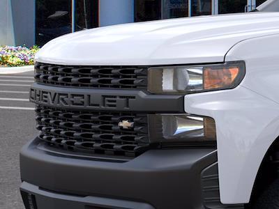 2021 Chevrolet Silverado 1500 Crew Cab 4x2, Pickup #CM27445 - photo 11