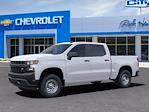 2021 Chevrolet Silverado 1500 Crew Cab 4x2, Pickup #CM27445 - photo 3
