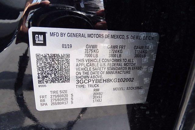 2019 Chevrolet Silverado 1500 Crew Cab 4x4, Pickup #CM27695A - photo 42