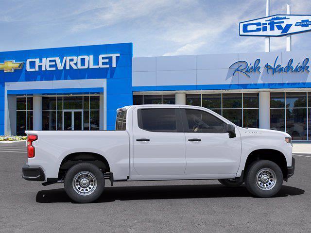 2021 Chevrolet Silverado 1500 Crew Cab 4x2, Pickup #CM29558 - photo 5
