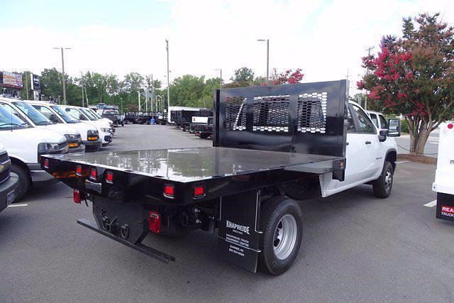 2021 Chevrolet Silverado 3500 Crew Cab AWD, Knapheide Value-Master X Platform Body #CM31686 - photo 3