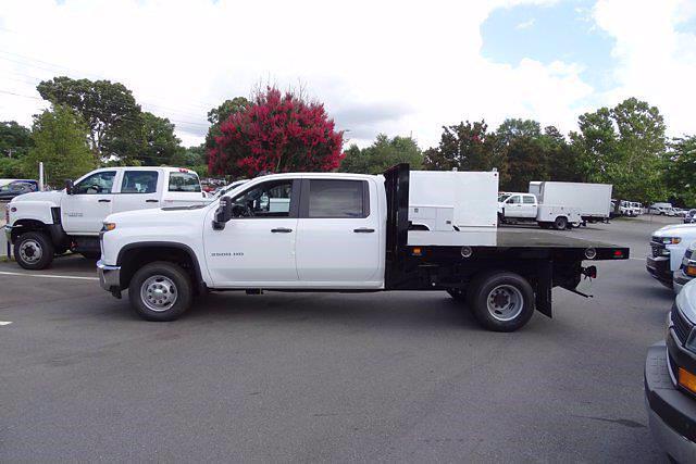 2021 Chevrolet Silverado 3500 Crew Cab AWD, Knapheide Value-Master X Platform Body #CM31686 - photo 5
