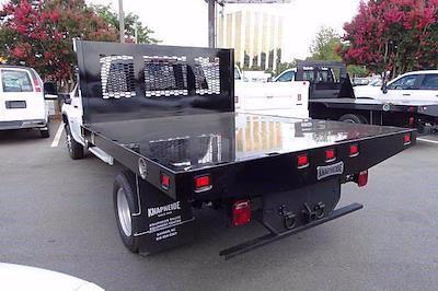 2021 Chevrolet Silverado 3500 Crew Cab AWD, Knapheide Value-Master X Platform Body #CM31805 - photo 4