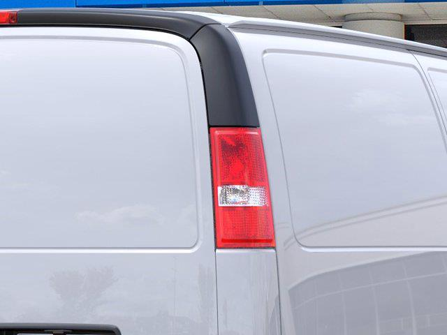 2021 Chevrolet Express 2500 4x2, Empty Cargo Van #CM34095 - photo 9
