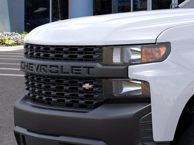 2021 Chevrolet Silverado 1500 Crew Cab 4x2, Pickup #CM34946 - photo 11