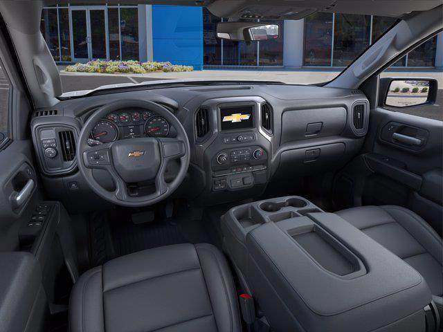 2021 Chevrolet Silverado 1500 Crew Cab 4x2, Pickup #CM34946 - photo 12
