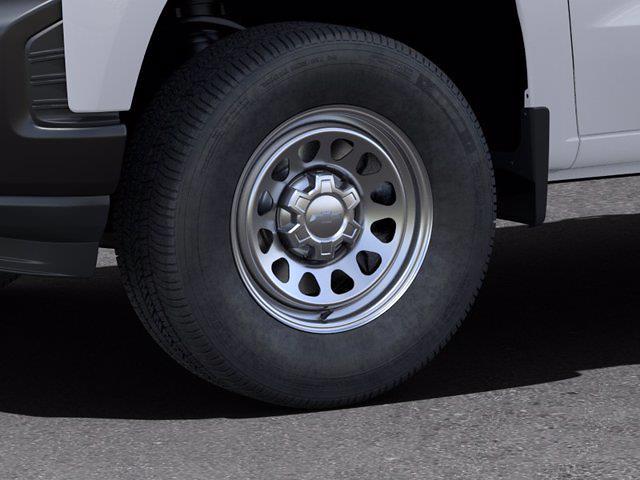2021 Chevrolet Silverado 1500 Crew Cab 4x2, Pickup #CM34946 - photo 7
