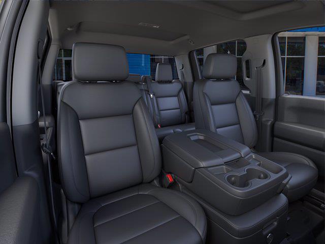 2021 Chevrolet Silverado 1500 Crew Cab 4x2, Pickup #CM35769 - photo 13