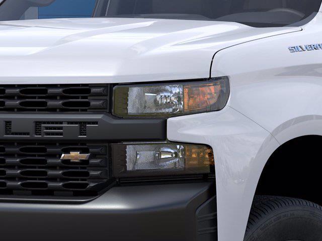 2021 Chevrolet Silverado 1500 Crew Cab 4x2, Pickup #CM35769 - photo 8