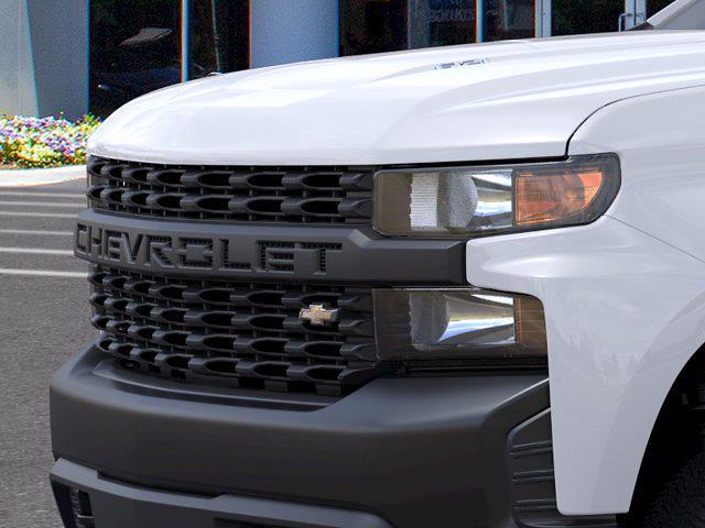 2021 Chevrolet Silverado 1500 Crew Cab 4x4, Pickup #CM36858 - photo 11