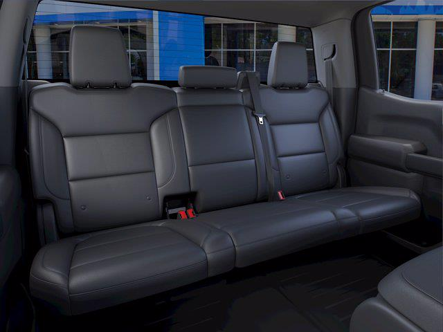 2021 Chevrolet Silverado 1500 Crew Cab 4x4, Pickup #CM36858 - photo 14