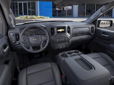 2021 Chevrolet Silverado 1500 Crew Cab 4x4, Pickup #CM36858 - photo 12