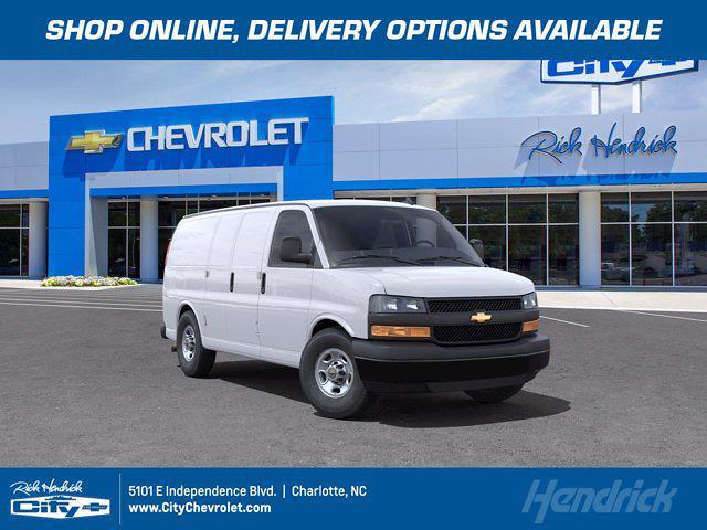 2021 Chevrolet Express 2500 4x2, Empty Cargo Van #CM37726 - photo 1