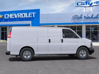 2021 Chevrolet Express 2500 4x2, Empty Cargo Van #CM37759 - photo 5