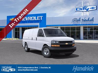 2021 Chevrolet Express 2500 4x2, Empty Cargo Van #CM37803 - photo 1