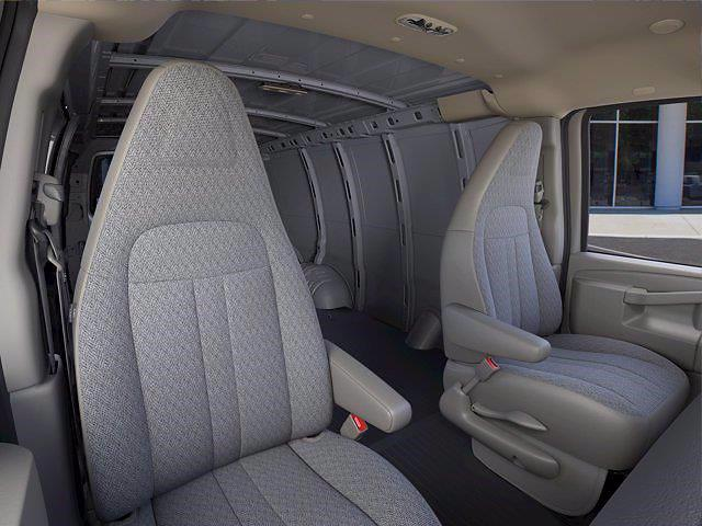 2021 Chevrolet Express 2500 4x2, Empty Cargo Van #CM37953 - photo 13