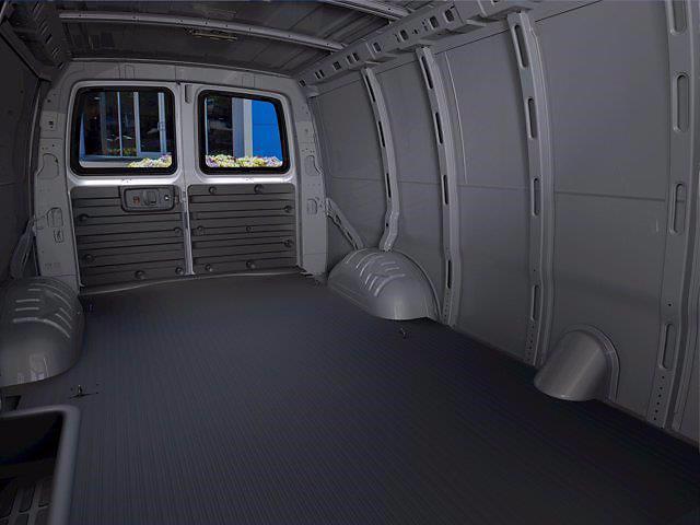 2021 Chevrolet Express 2500 4x2, Empty Cargo Van #CM37953 - photo 14