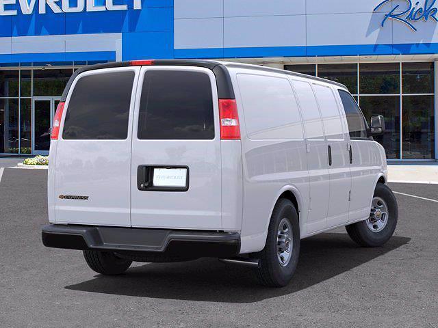 2021 Chevrolet Express 2500 4x2, Empty Cargo Van #CM37953 - photo 3