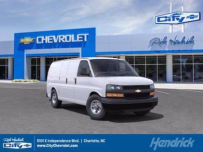 2021 Chevrolet Express 2500 4x2, Empty Cargo Van #CM37953 - photo 1