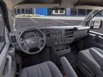 2021 Chevrolet Express 2500 4x2, Empty Cargo Van #CM37953 - photo 12