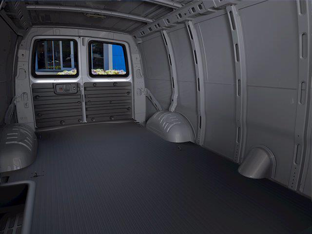 2021 Chevrolet Express 2500 4x2, Empty Cargo Van #CM38065 - photo 14