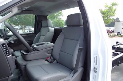 2021 Chevrolet Silverado 6500 Regular Cab DRW 4x4, Cab Chassis #CM41604 - photo 8