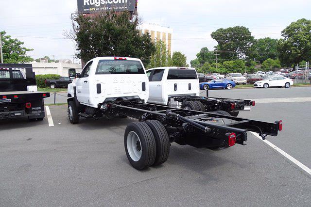 2021 Chevrolet Silverado 6500 Regular Cab DRW 4x4, Cab Chassis #CM41605 - photo 4