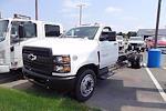2021 Silverado 4500 Regular Cab DRW 4x2,  Cab Chassis #CM42785 - photo 2