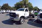 2021 Silverado 5500 Regular Cab DRW 4x4,  Cab Chassis #CM42786 - photo 3
