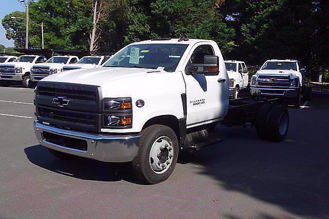 2021 Chevrolet Silverado 5500 Regular Cab DRW 4x2, Cab Chassis #CM42795 - photo 5