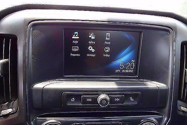 2021 Chevrolet Silverado 4500 Regular Cab DRW 4x4, Cab Chassis #CM44016 - photo 14