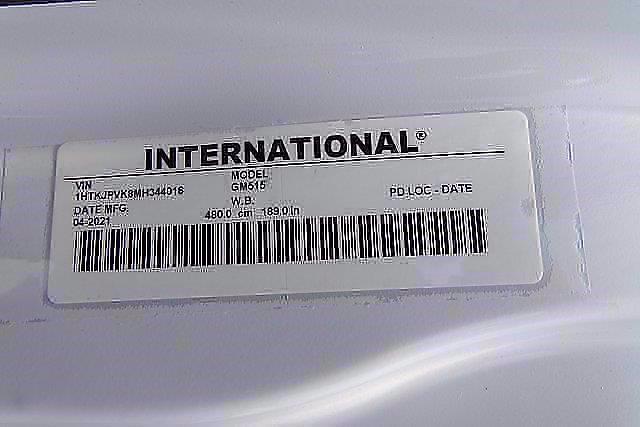 2021 Silverado 4500 Regular Cab DRW 4x4,  Cab Chassis #CM44016 - photo 18