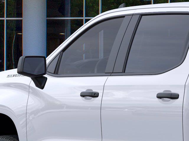 2021 Chevrolet Silverado 1500 Crew Cab 4x2, Pickup #CM46547 - photo 10