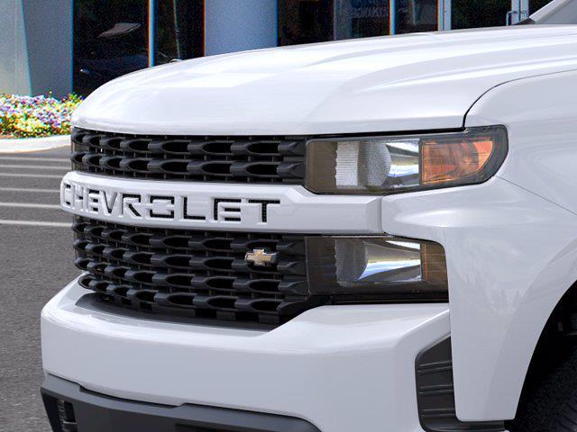 2021 Chevrolet Silverado 1500 Crew Cab 4x2, Pickup #CM46547 - photo 11