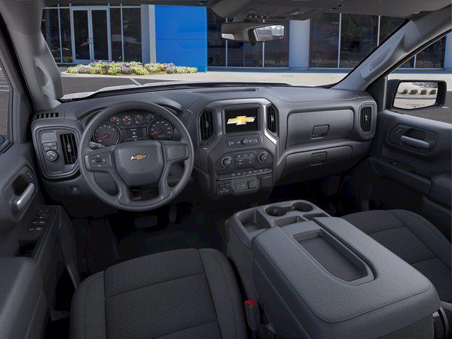 2021 Chevrolet Silverado 1500 Crew Cab 4x2, Pickup #CM46547 - photo 12