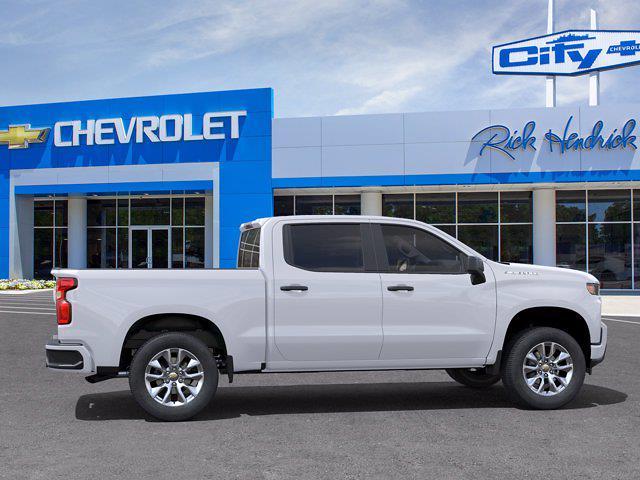 2021 Chevrolet Silverado 1500 Crew Cab 4x2, Pickup #CM46547 - photo 5