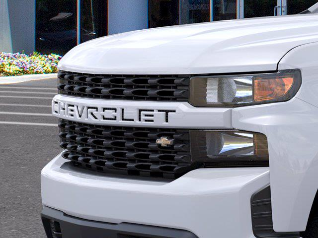 2021 Chevrolet Silverado 1500 Double Cab 4x2, Pickup #CM47195 - photo 11