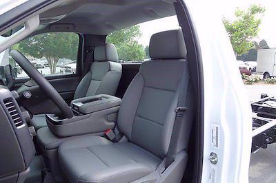 2021 Chevrolet Silverado 5500 Regular Cab DRW 4x4, Cab Chassis #CM48835 - photo 8