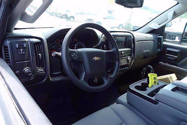 2021 Silverado 5500 Regular Cab DRW 4x2,  PJ's Truck Bodies Landscape Dump #CM48840 - photo 10