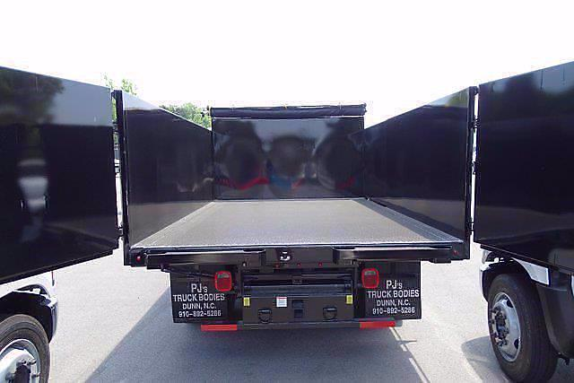 2021 Silverado 5500 Regular Cab DRW 4x2,  PJ's Truck Bodies Landscape Dump #CM48840 - photo 5